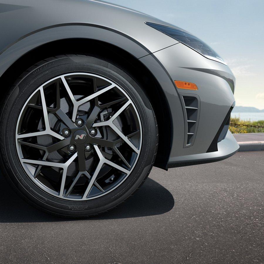Ruedas de aleación del Hyundai SonataNLine2022