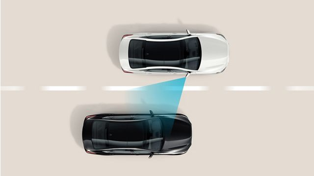Hyundai Blind Spot Collision Warning