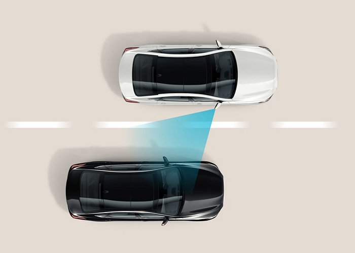 2020 Hyundai Veloster Turbo Ultimate Blind spot collision warning