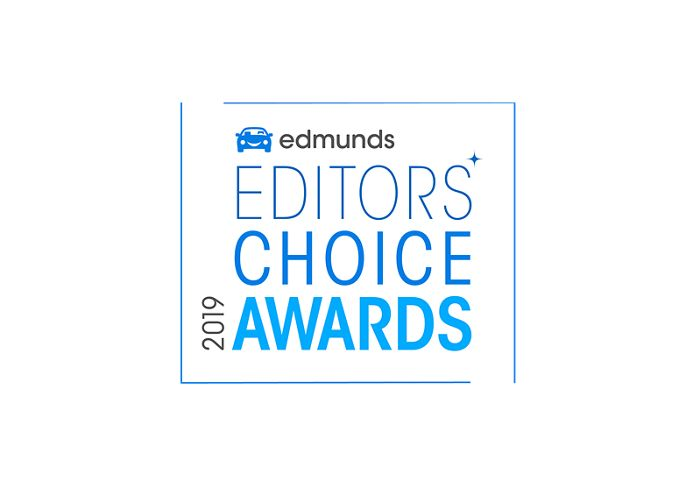 Edmunds 編輯首選<br>(Edmunds Editors' Choice)