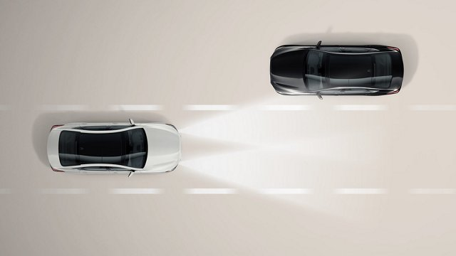 Hyundai High Beam Assist
