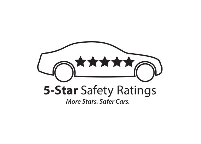5 star safety rating