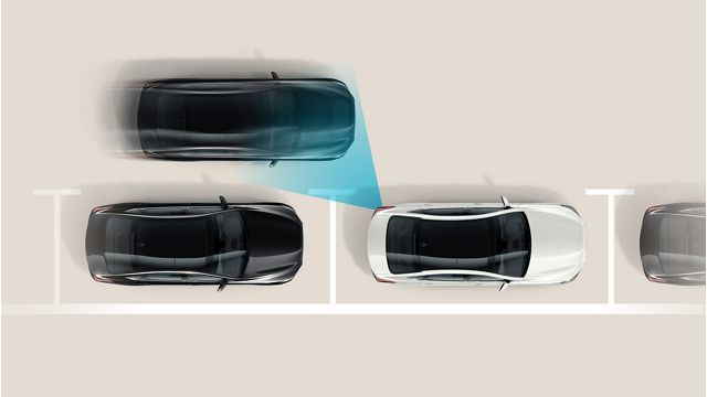 2020 Hyundai Santa Fe Safe Exit Assist