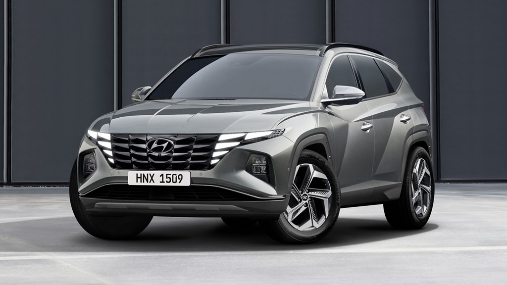 2022 Hyundai Tucson video