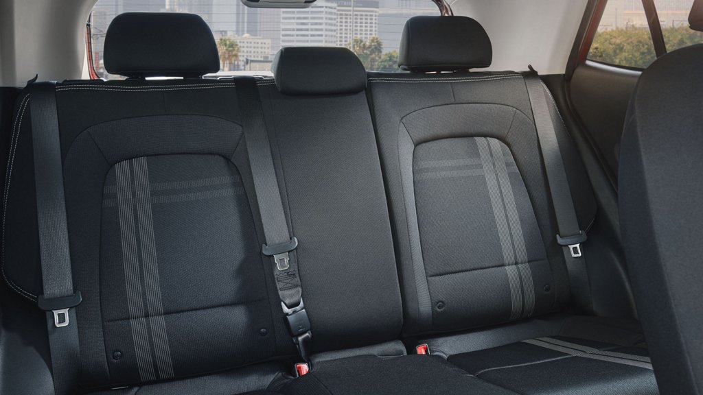 2020 Hyundai Venue Flat Folding Rear Seats