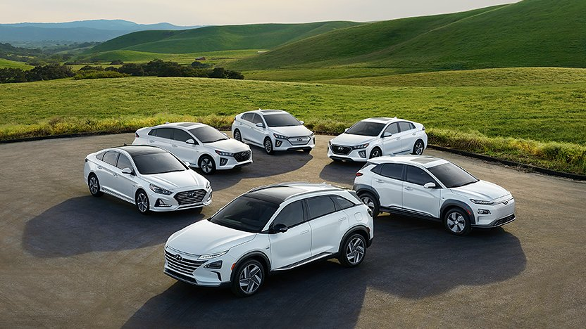 Hyundai Alternative Fuel Vehicles