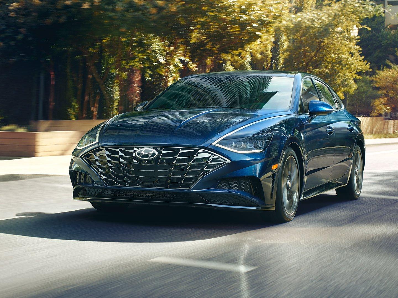Compare Hyundai Sedans Hyundaiusa Com