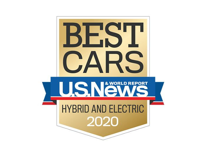 Best Electric Vehicle by U.S. News & World Report