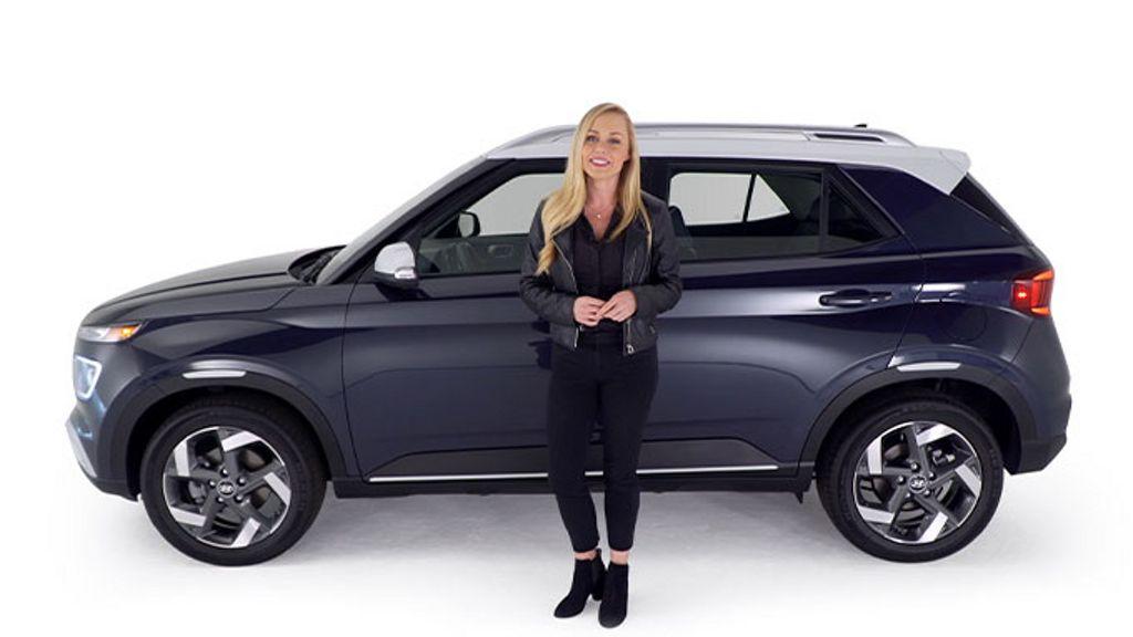2021 Hyundai Venue Hyundai Usa