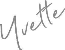 Signature that reads Yvette