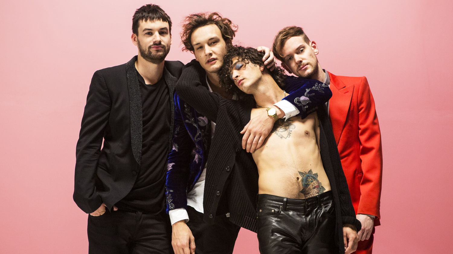 5 Questions with George Daniel of The 1975