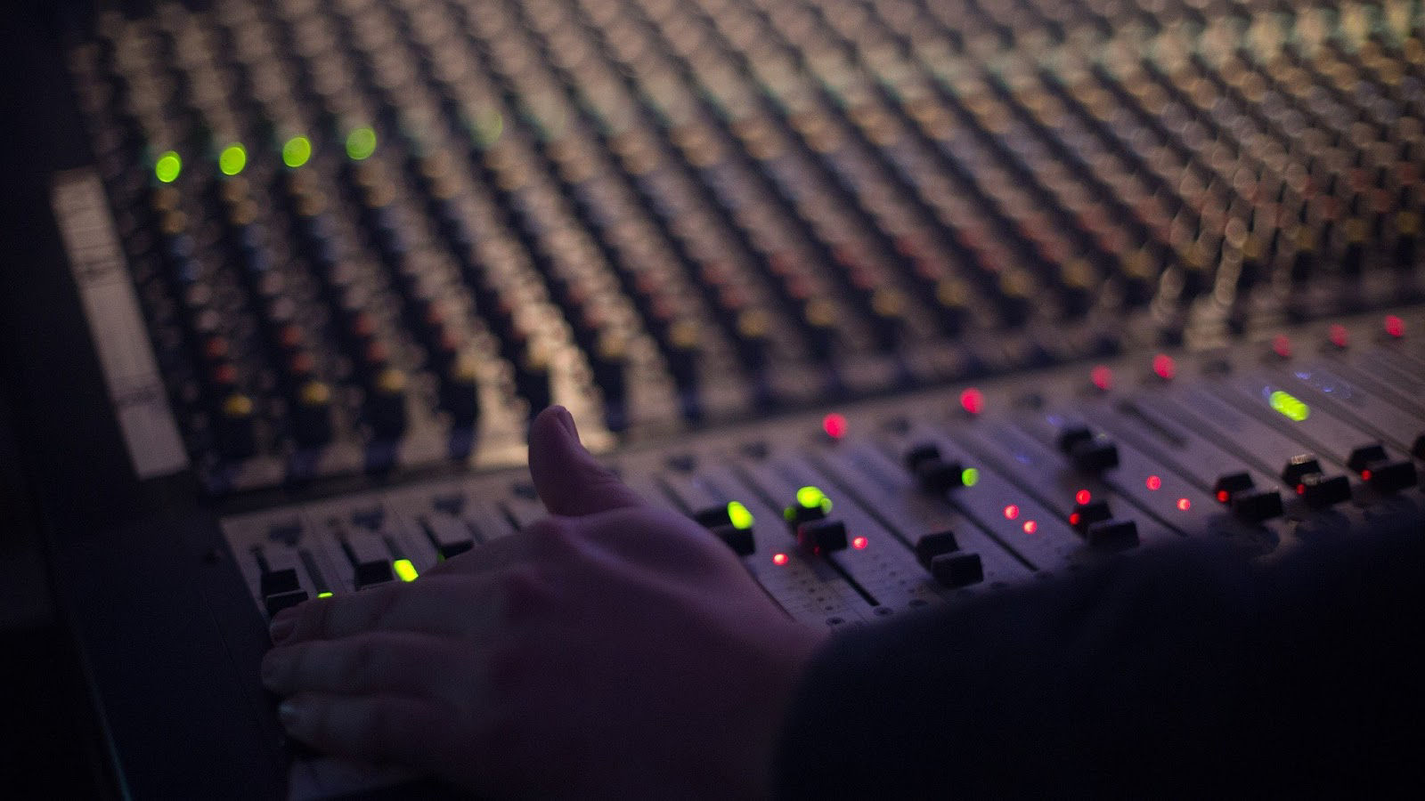 Where do each of these faders belong?