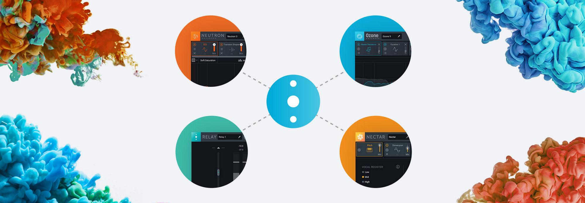 iZotope Inter-plugin Communication framework