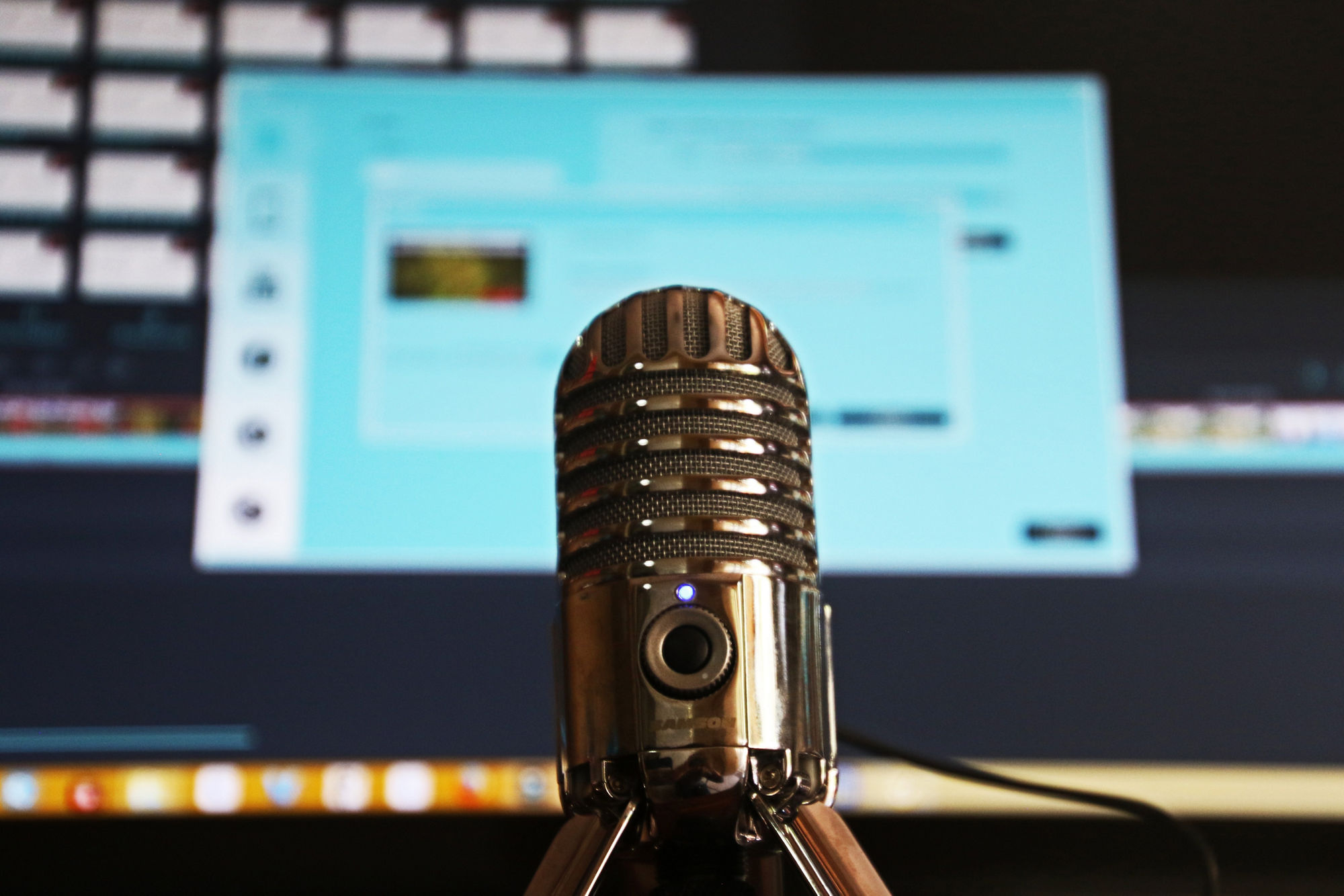 So you want to get into podcasting...