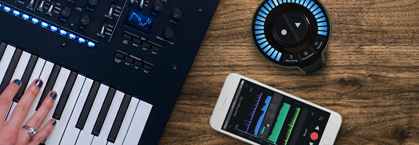 An easy and simple workflow is at your fingertips with Spire Studio.