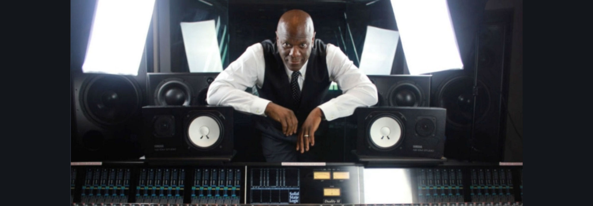 Prince Charles Alexander, GRAMMY-winning record producer and audio engineer