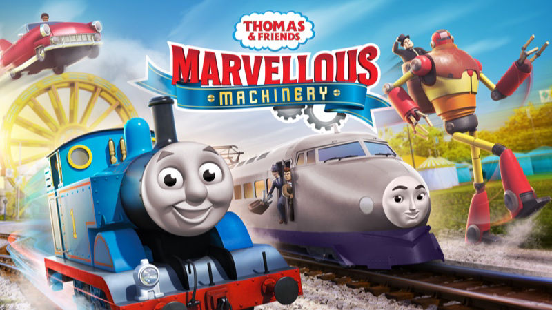 Thomas Friends Discover The Latest News Events And Activities Mattel Inc