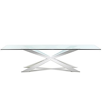 Spyder Wide Rectangle Dining Table, 79-Inch