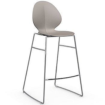 Shown in Taupe, Counterstool