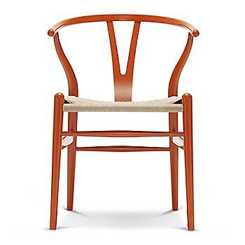 Beech - Orange Red frame finish