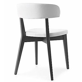 Graphite Frame/White Seat back view