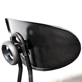 Backrest detail