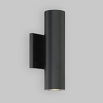 Shown in Black finish, One-way light