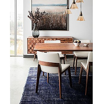 Lifestyle - Paired with O2 Dining Table
