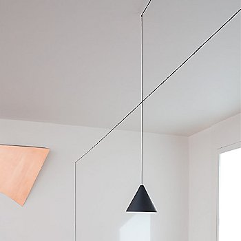 String Light Cone Pendant