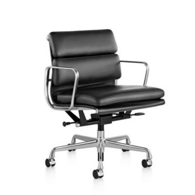 herman miller eames soft pad management chair yliving com