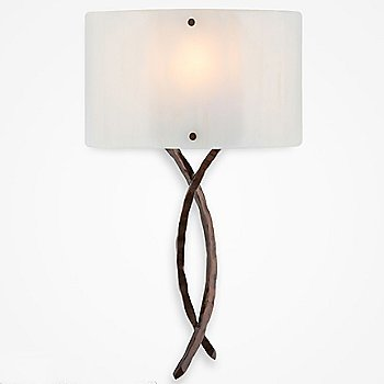Shown in Ivory Wisp, Oil Rubbed Bronze finish