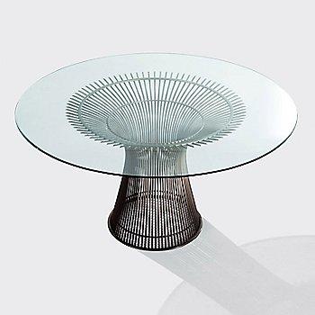 Shown in Metallic Bronze/Clear Glass