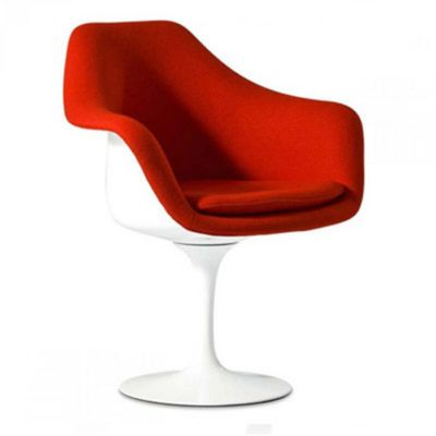 Knoll Tulip Armchairand Fully Upholstered | YLiving.com