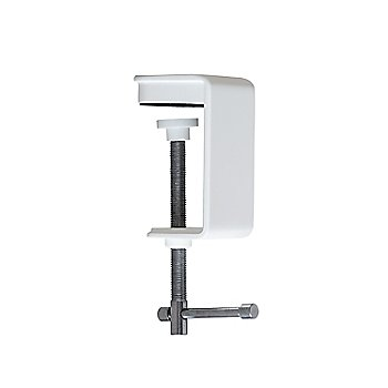 White Table Clamp