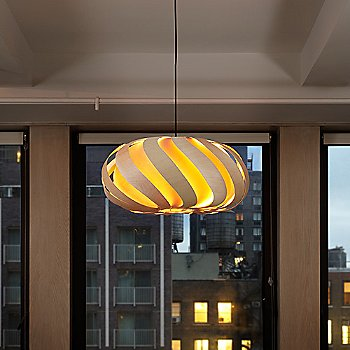 Shown lit in Natural Birch finish
