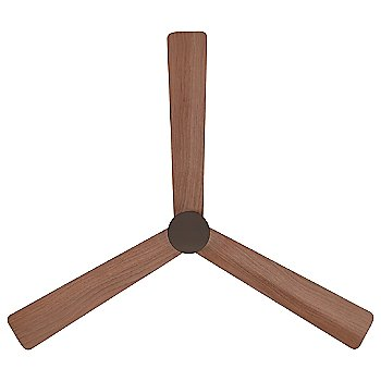 Oil Rubbed Bronze with Medium Maple Fan Body and Blade Finish