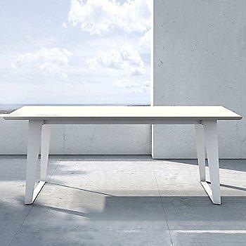 White Concrete finish