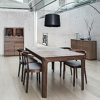 Smoked Oak Solid Lacquered