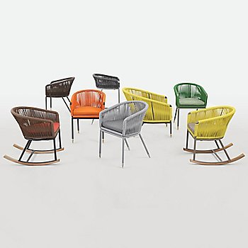 Club 7 Lounge Chair collection