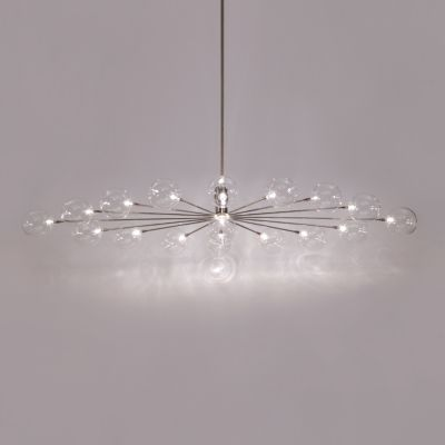 Alma light led oval pendant light ylighting cluster oval hl17 pendant light aloadofball Images