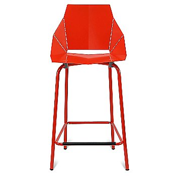 Red/ Counterstool / 35.5-Inch