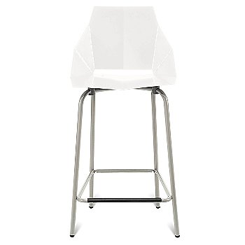 White. Counterstool / 35.5-Inch