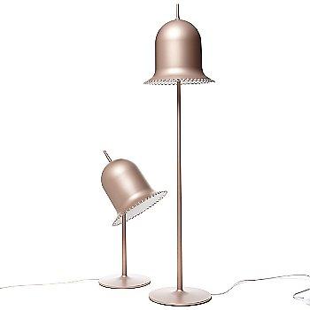 Lolita Table Lamp with Lolita Floor Lamp