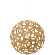 Coral Pendant Light from David Trubridge