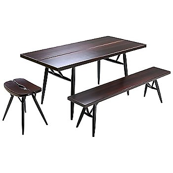 Shown with Pirkka Table and Stool