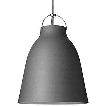 Large / Matte Grey shade