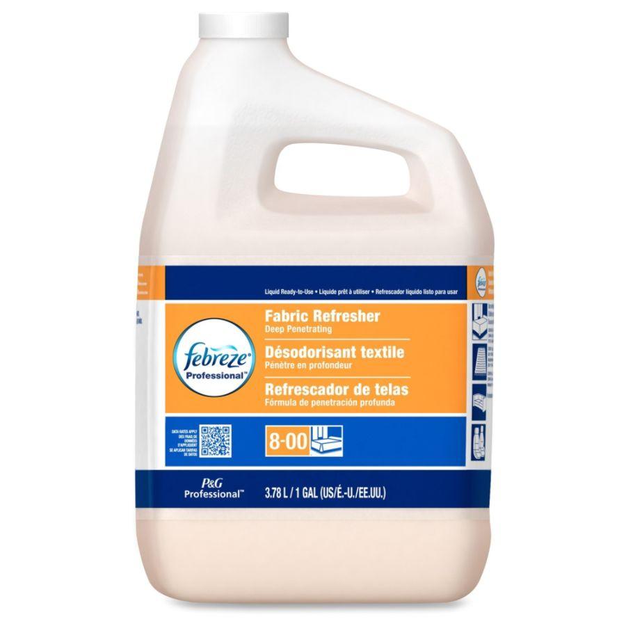Febreze-Fabric-Refresher-amp-Odor-Eliminator-Refill-Fresh-Clean-Scent-1-Gallon thumbnail 2