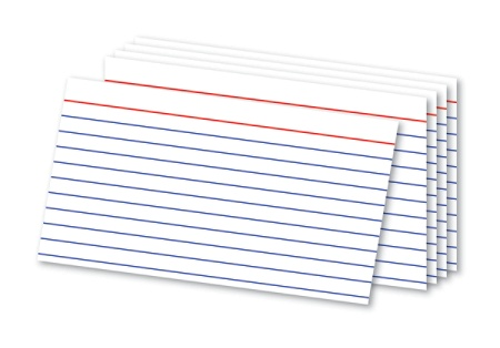 3 by 5 notecard 300 nonpersonalized 3x5 cards white ruled for 5 by 7 notecard template