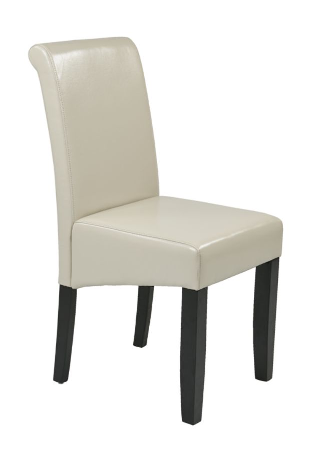 Inspired By Bassett Emilia Desk Chair Cream By Office Depot U0026 OfficeMax
