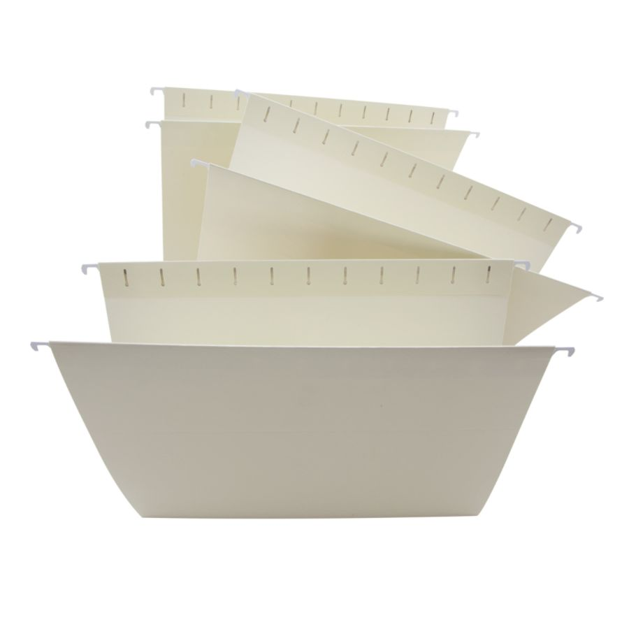 see jane work hanging file folders 8 12 x 11 letter size cream gloss stripe pack of 3 by office depot u0026 officemax